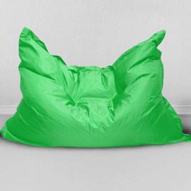 Кресло бескаркасное Большая подушка Яблоко, оксфорд