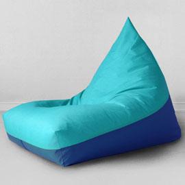Кресло бескаркасное Пирамида Ocean, оксфорд
