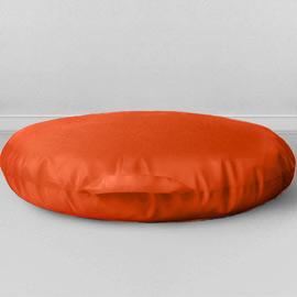 Подушка на пол Сидушка Апельсин, оксфорд