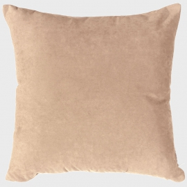 Декоративная подушка Слоновая кость, мебельная ткань