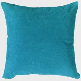 Декоративная подушка Бирюза, мебельная ткань