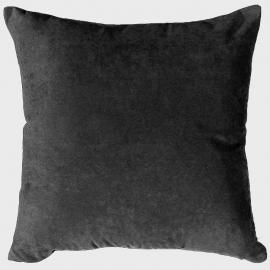 Декоративная подушка Черная ночь, мебельная ткань