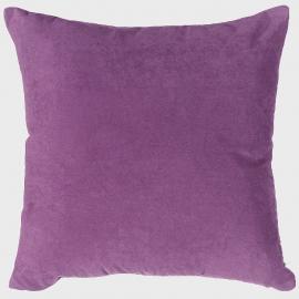 Декоративная подушка Фиалка, мебельная ткань