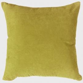 Декоративная подушка Горчица