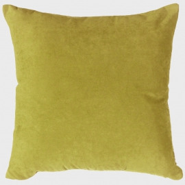 Декоративная подушка Горчица, мебельная ткань