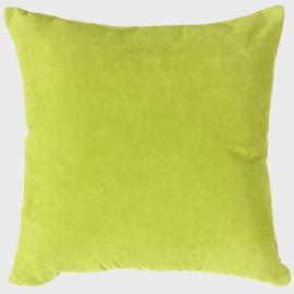 Декоративная подушка Салатовая, мебельная ткань