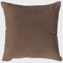 Декоративная подушка Шоколад, мебельная ткань