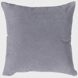 Декоративная подушка Сталь