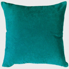 Декоративная подушка Темная Бирюза