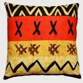 Декоративная подушка Африка