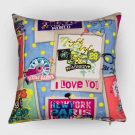 Декоративная подушка Дрим, мебельный хлопок