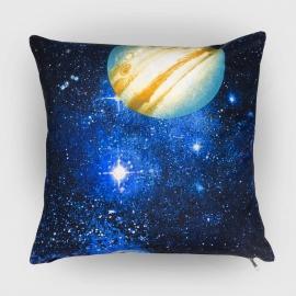 Декоративная подушка Космос