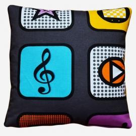 Декоративная подушка Плей