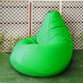 Кресло бескаркасное Груша Яблоко, размер Комфорт, оксфорд