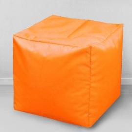 Пуфик Кубик Апельсин