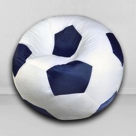 Кресло бескаркасное Футбольный мяч Динамо, оксфорд