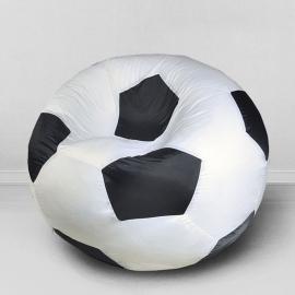 Кресло бескаркасное Футбольный мяч Дружба, оксфорд