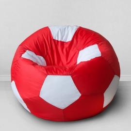 Кресло бескаркасное Футбольный мяч Мидлсбро, оксфорд